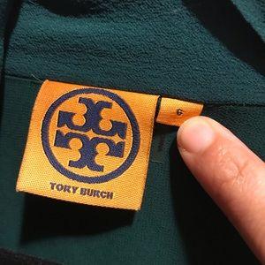 Tory Burch silk blouse, size 6